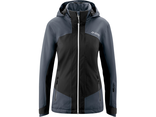 Maier Sports Gravdal XO Trekking Jacket Women, black/ombre blue